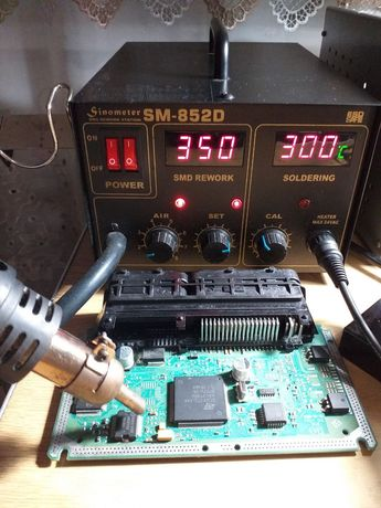 Ремонт блоков управления двигателем (ЭБУ,мозги) автомобиля-1000 грн.