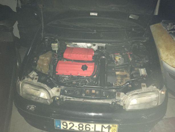 Fiat punto 1.7 tds van