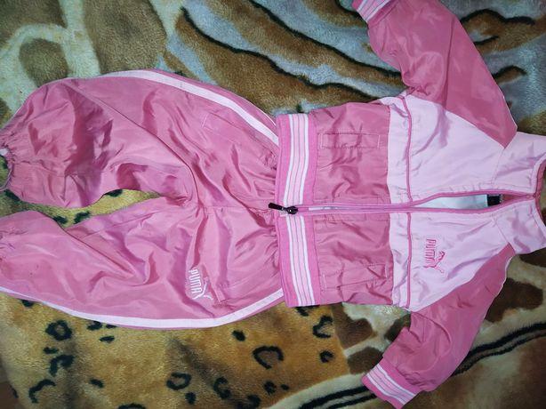 Спортивный костюм  Puma, на 1- 1.5 года