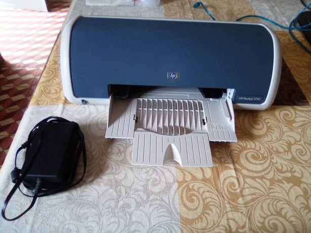 Impressora HP Deskjet 3745