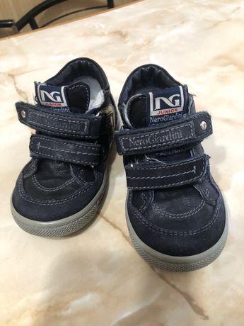 Ботинки детские nero giardini