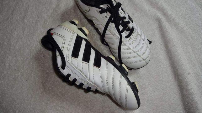 Adidas r.33/34 korki do piłki nożnej wkładka 21cm
