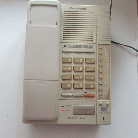 Радиотелефон Panasonic KX-T3911BH