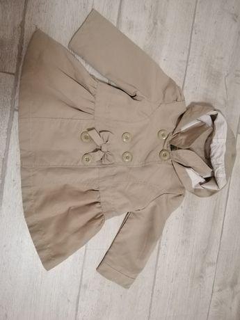 Пальто для дівчинки 12-18 міс