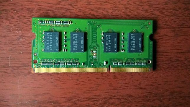 Оперативная память SODIMM Samsung 1GB 1333MHz DDR3 (M471B2873EH1-CH9)