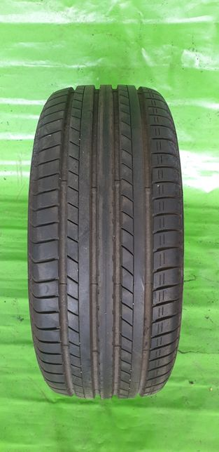 225/45R17 ZR17 91W Dunlop Sport 01A jak nowa