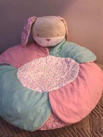 Развивающий кресло-коврик «гнездо» бренда Mothercare для младенцев