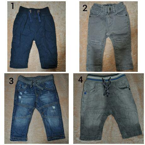 Джинсы, брюки (3-6месяцев)