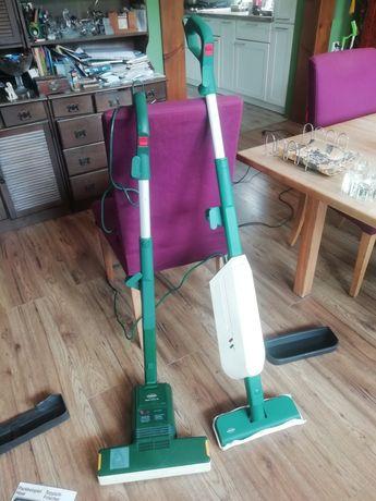 Zestaw do czyszczenia dywanów Vorwerk Hexe 810 i Teppich-Frischer 732