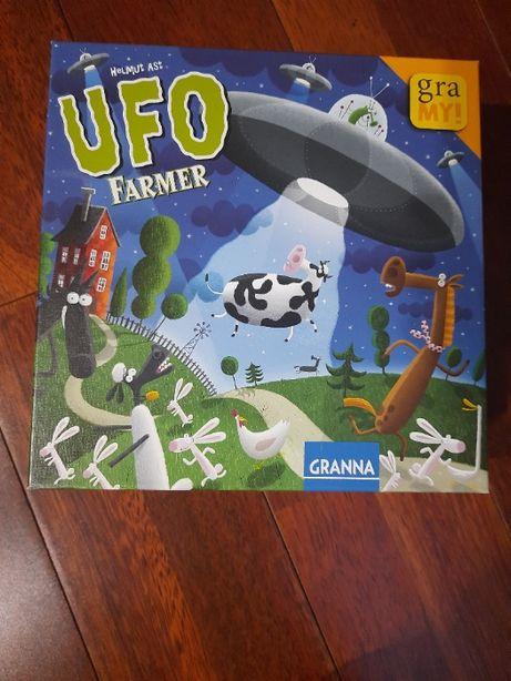 Gra rodzinna Ufo Farmer