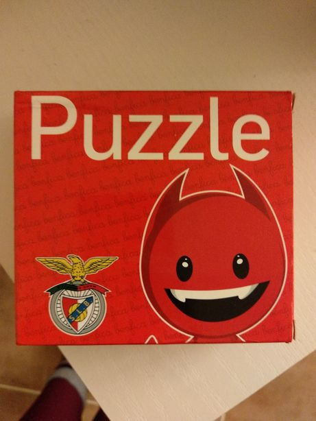 Puzzle Benfica oficial