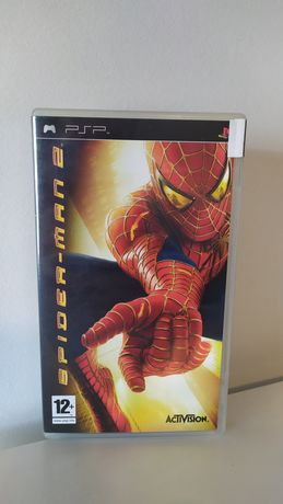 Jogo PSP - Spider Man 2
