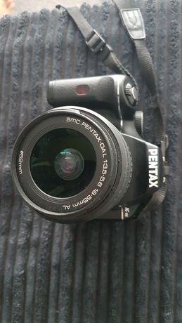 Pentax K-m aparat fotograficzny lustrzanka