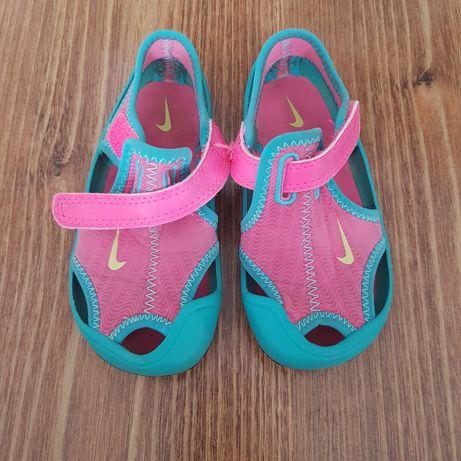 Sandały Nike wodne rzep rozm24