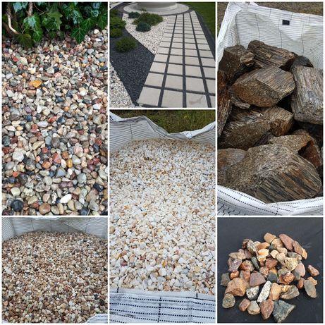 Centrum Kamienia Ozdobnego, Ogrodowego GRYS granit KORA KAMIENNA