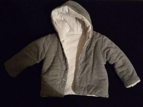 Casaco de algodão