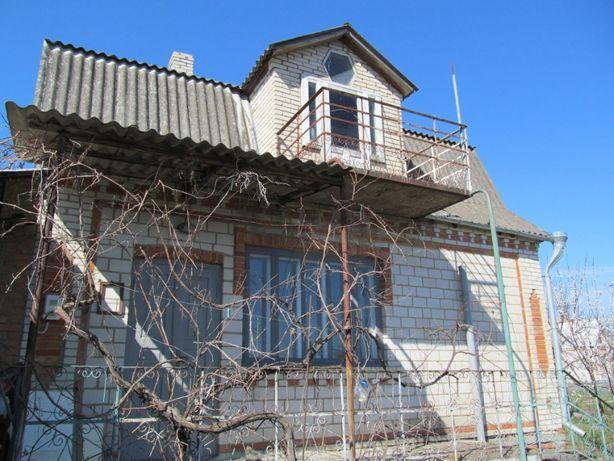 Продається дачний будинок с.Журавлівка (Капки) 7 км. від Тульчина