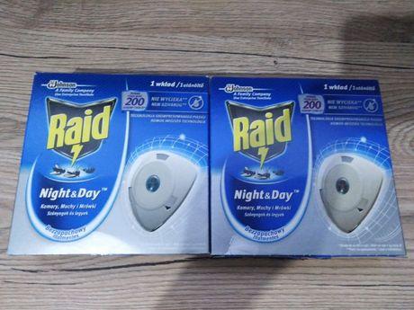 RAID nigh&day 2 wkłady
