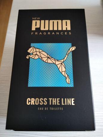 Perfuma męska Puma Cross the line 50ml.