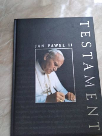 Testament Jan Paweł II