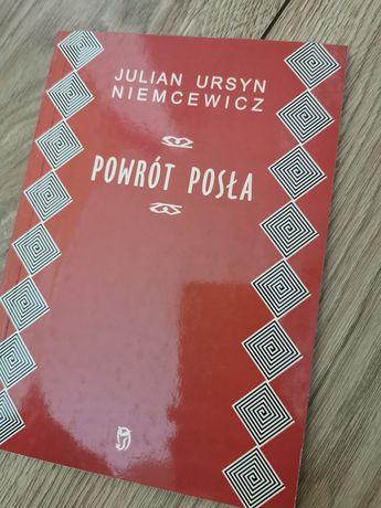 Lektura Powrót Posła Julian Ursyn Niemcewicz