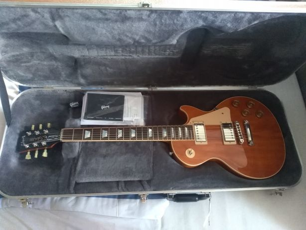Oryginala gitara Gibson traditional limitowana edycha mahoniowy top
