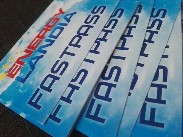 Fast pass Energylandia speed water rollercoaster fastpass