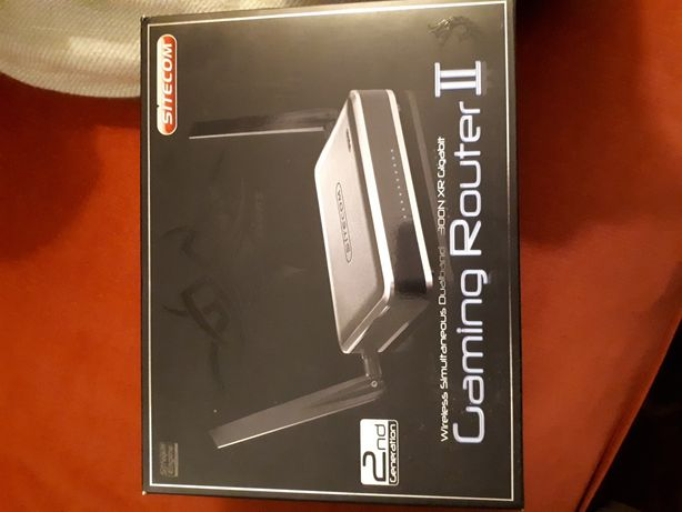 gaming wireless router sitecom