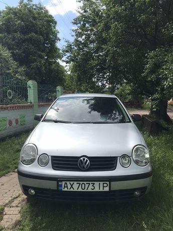 Volkswagen Polo 2004 год
