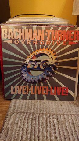 Płyta winylowa Bachmann-Turner Overdrive Live Live Live