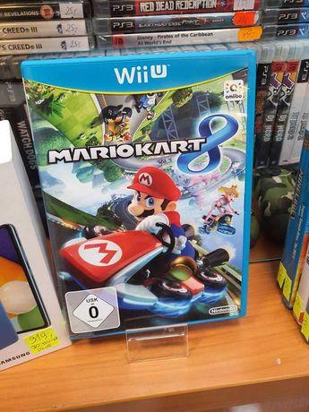 Mario Kart 8 WiiU Wii U Wyścigi 4 Osoby Sklep Wysyłka Wymiana