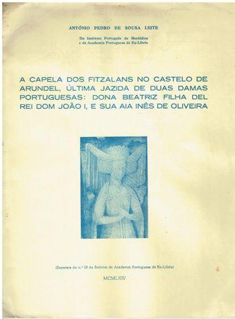 10721 A capela dos Fitzalans no castelo Arundel, última jazida de dua