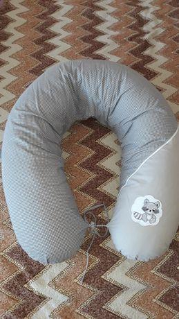 Подушка для вагітних і годування дитини