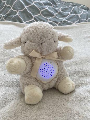 Pluszowy projektor gwiazd-pozytywka