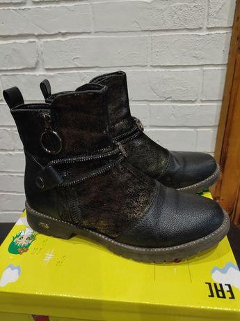 Деми ботинки для девочки 36 р
