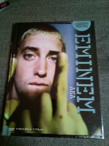 Eminem dokument DVD