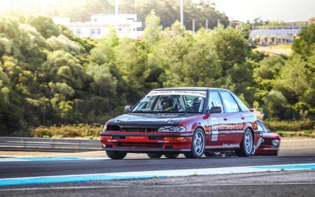 Honda Track day competicao