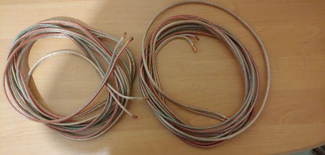 Кабель акустический для колонок и автоакустики сечение 2х6мм 2*6мм
