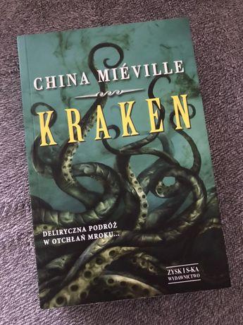 """Książka China Miéville """"Kraken"""""""