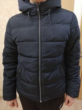 Куртка мужская зимняя Oodji.