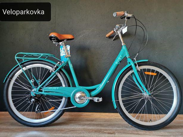 Дамський велосипед Dorozhnik RUBY