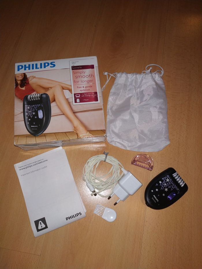 Depilator Philips Satinelle