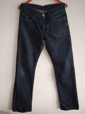 Spodnie jeansowe ENERGIE Straight Morris W30 L34 jak nowe