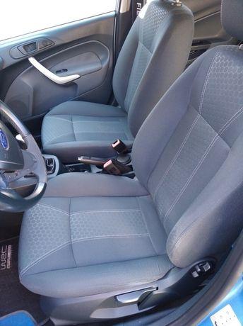 Ford Fiesta bancos