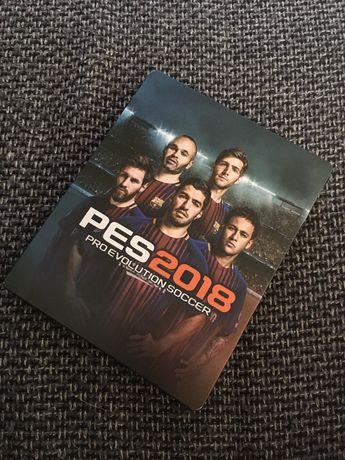 PES 2018 Steelbook Xbox one