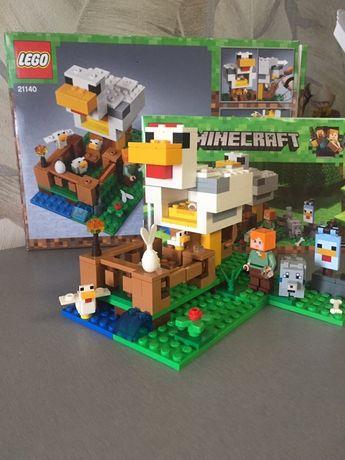 Продам Лего MINECRAFT ( Ферма)