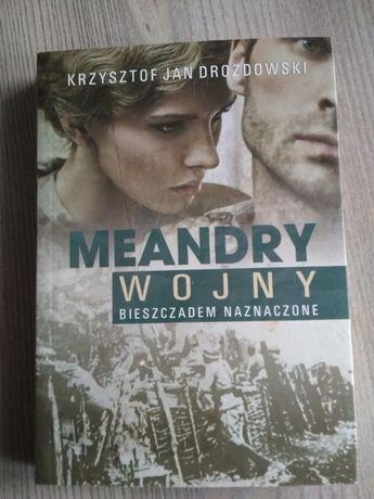 Meandry Wojny Bieszczadem Naznaczone
