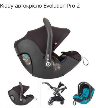 Автокрісло дитяче, автокресло Kiddy Evolution Pro 2,(Кидди) 0-18 міс
