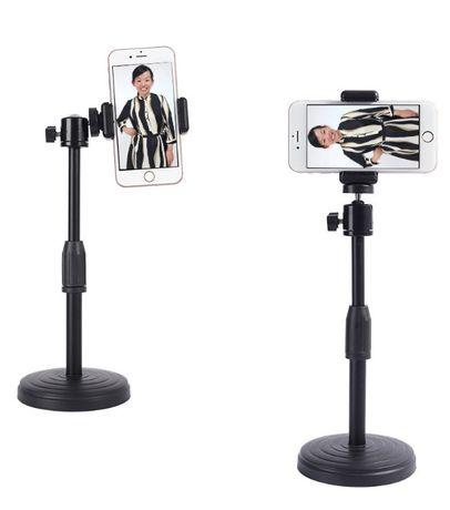 Настольный держатель для телефона и камеры (штатив, подставка, монопод