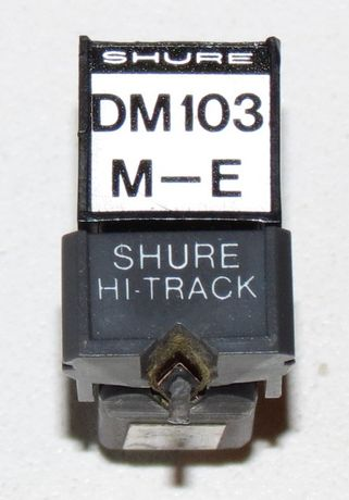 Shure DM 103 M-E Головка для проигрывателя